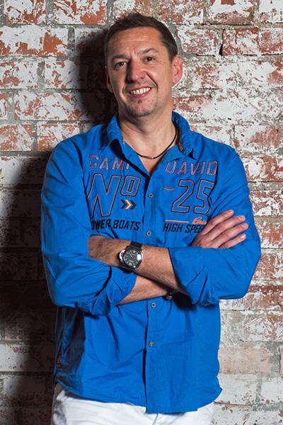 Ingo Sibert - Manager der Hochzeitsband time4music