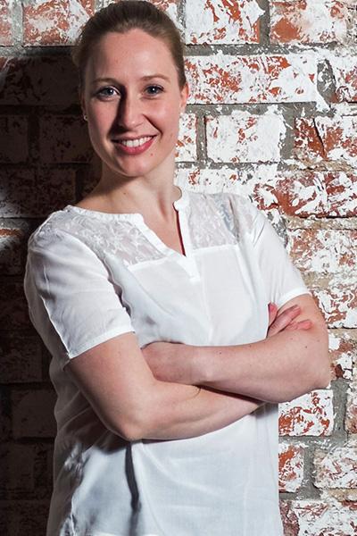 Die Sängerin Ramona Köhler: Eventband time4music