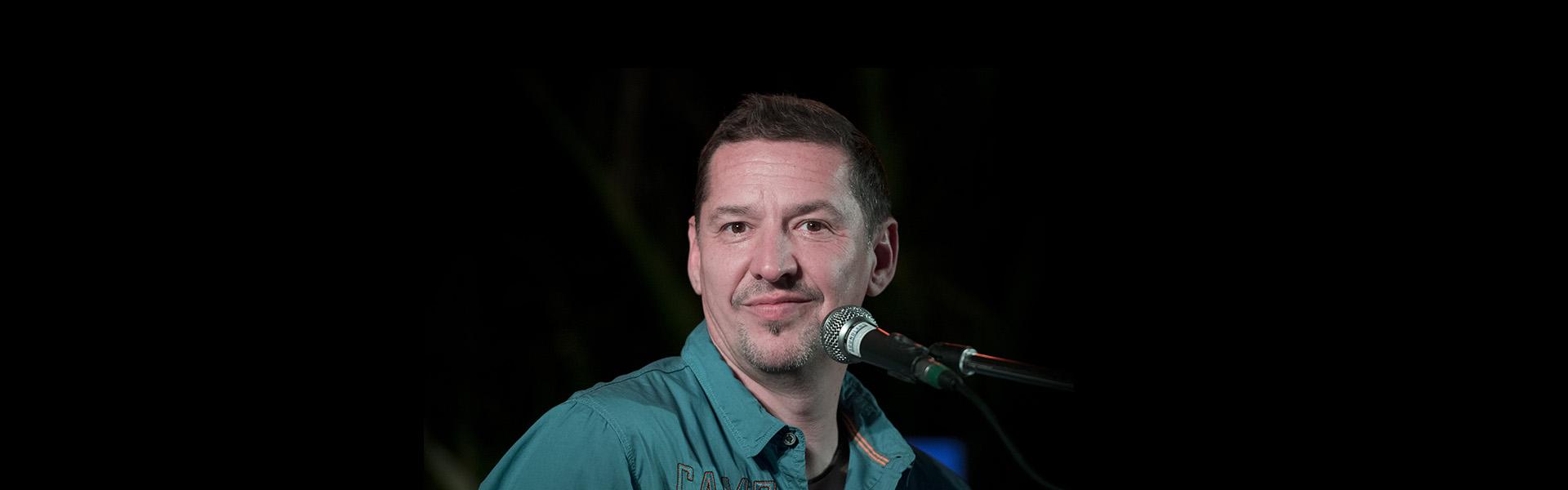 Ingo Sibert: Schlagzeuger bei time4music