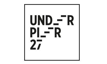 Logo underpier 27