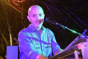 Hochzeitsband time4music: Axel Scheer, Gesang