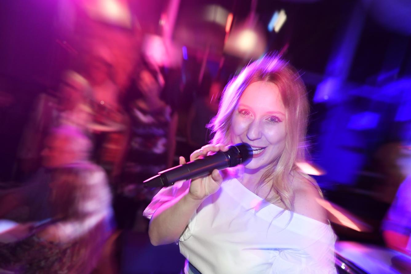 Tanzband time4music: Ramona Köhler, Gesang