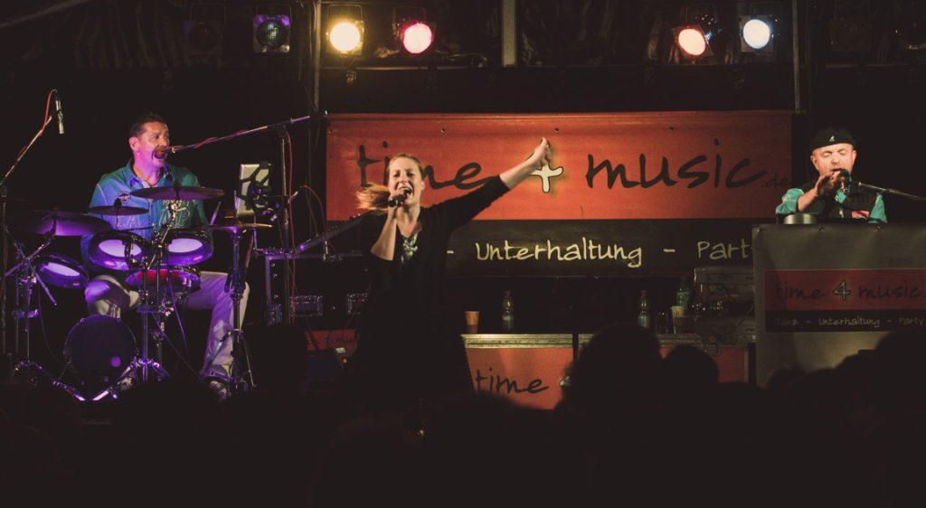 Tanzband time4music: Fellbacher Herbst